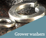 Grower washers